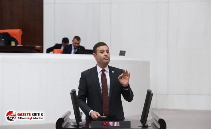CHP'Lİ AKIN: ''ÖZELLEŞTİRME SÜRECİNİN BELEDİYE'YE BIRAKTIĞI BORÇ VATANDAŞA YANSIYOR''