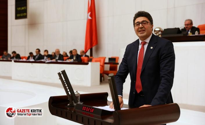 """CHPLİ AYTEKİN'DEN """"ÖSYM SINAV ÜCRETLERİ KALDIRILSIN""""..."""