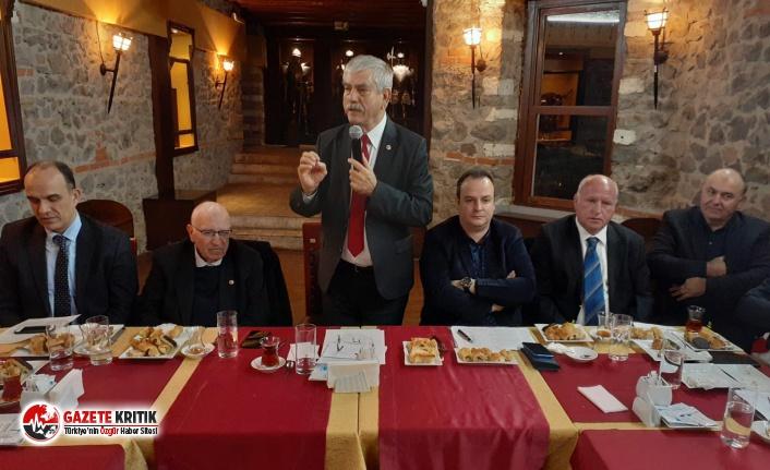 CHP'li Beko, 68 Balkan STK'sı ile 'birlik'...