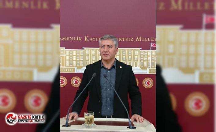 CHP'Lİ EMİR: ''Türkiye'de HIV/AIDS vaka sayılarında önemli boyutta artış görülüyor''