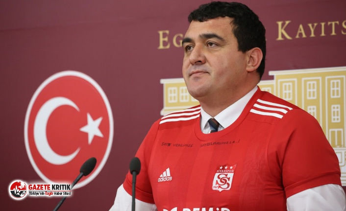 CHP'li Karasu: Sivasspor'un hakkının yenmesine müsaade etmeyiz