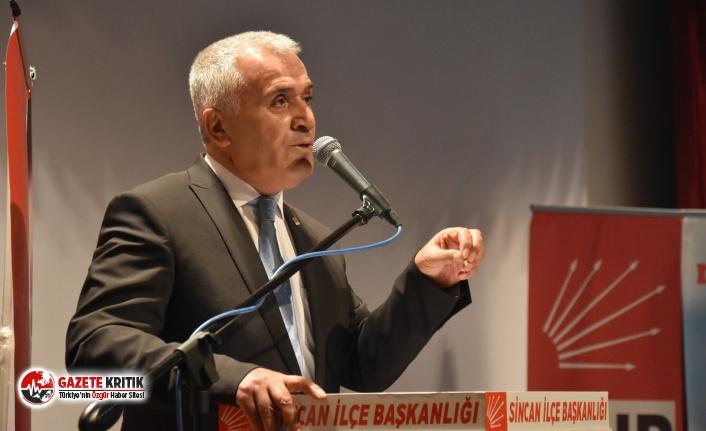 """CHP'Lİ YEŞİL:""""İŞSİZLİK MAAŞI BAŞVURULARI 2 MİLYON KİŞİYE YAKLAŞTI!"""""""