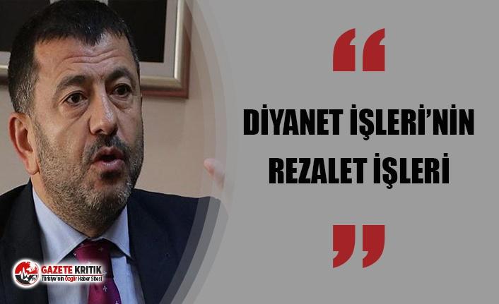 """""""DİYANET İŞLERİ'NİN REZALET İŞLERİ ÇIĞ GİBİ BÜYÜYOR!"""""""