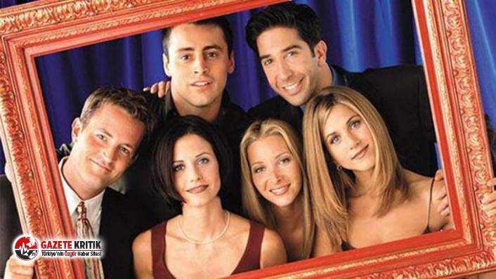 Efsane dizi Friends hakkında bilinmeyenler!
