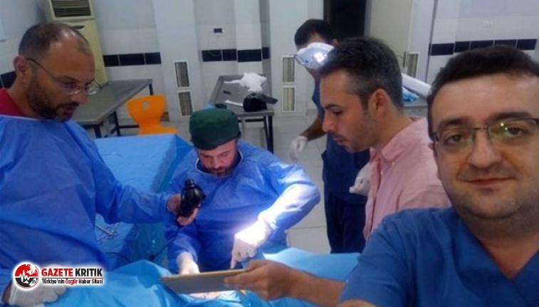 Ege Üniversitesi'nden kadavradan ameliyat tekniği için prototip ürün