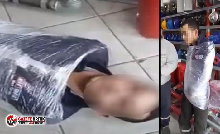 Engelli genci streç filmle sarıp döven sanıklarınların dosyaları asliye ceza mahkemesinde