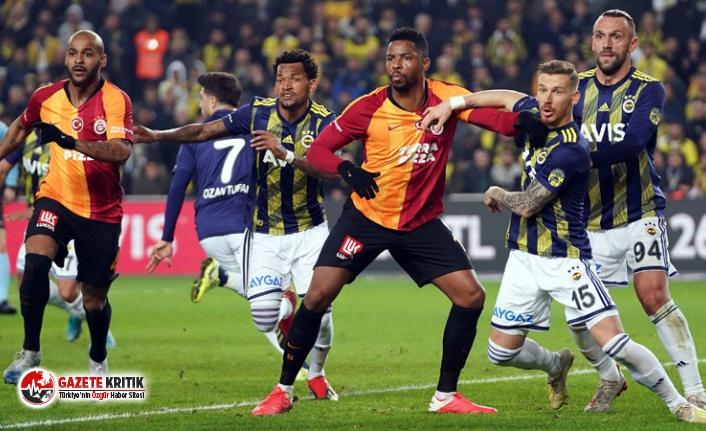 Fenerbahçe-Galatasaray derbisiyle ilgili 57 kişi hakkında adli işlem
