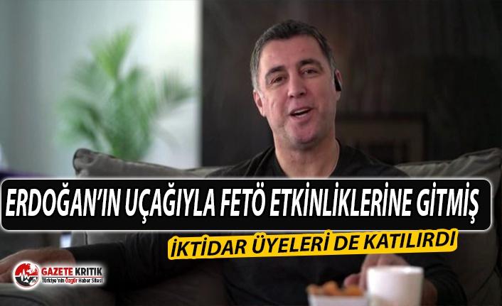 FETÖ'cü Hakan Şükür'den bomba itiraflar!