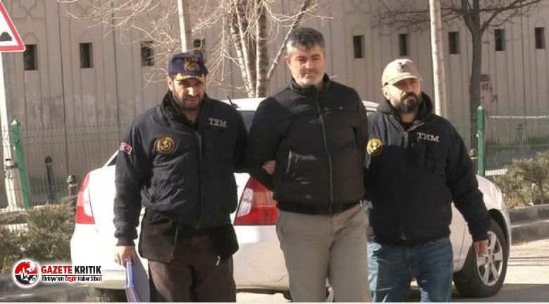 FETÖ'nün kilit isimlerinden Akın Öztürk'ün emir astsubayı tutuklandı