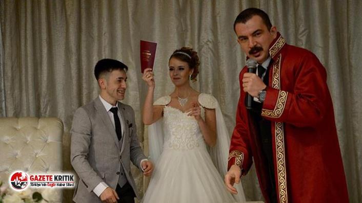 Herkes bu tarihi bekledi! 26 çift bugün evlendi