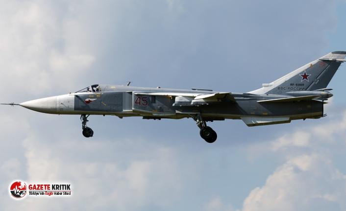 İddia: Türkiye Rus savaş uçaklarına hava sahasını kapattı