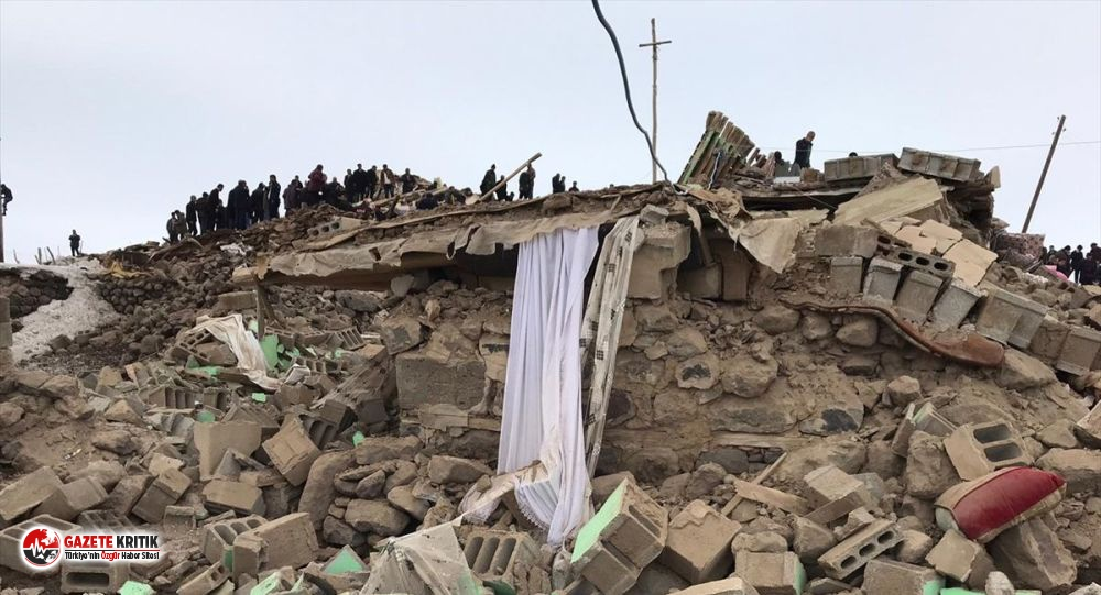 İran depreminden etkilenen Van'da ölü sayısı 10'a yükseldi: 14 yaşındaki Emirhan Acar kurtarılamadı