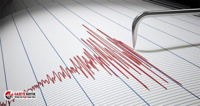 İran'da meydana gelen 5.9 büyüklüğündeki deprem Türkiye'de de hissedildi