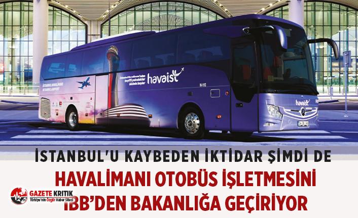 İSTANBUL'U KAYBEDEN İKTİDAR ŞİMDİ DE HAVALİMANI...