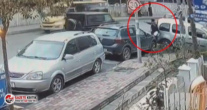 İstanbul'un göbeğinde güpegündüz infaz...