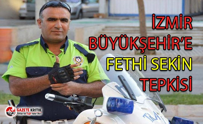 İzmir'de Fethi Sekin anketine vatandaştan tepki geldi