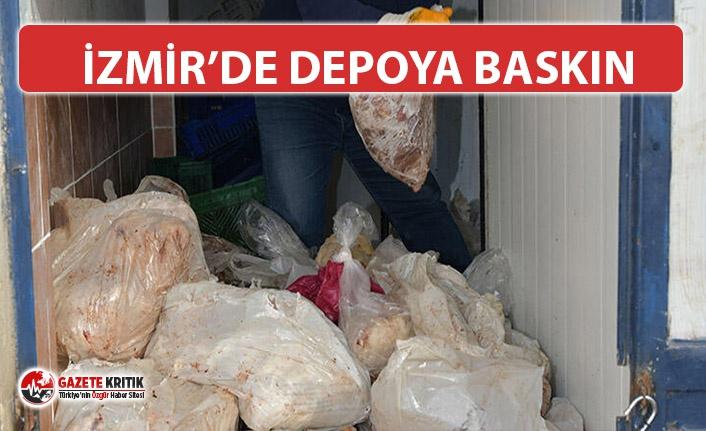 İZMİR'DE SAKATAT VE PİŞİRİLMİŞ KELLE...