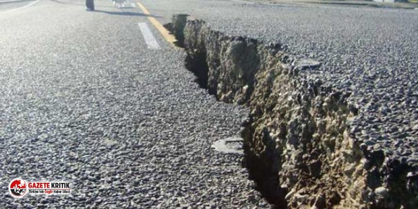 Jeoloji Mühendisleri Odası: Yasa çıkarılmalı, fay zonları üzerindeki yerleşimler boşaltılmalı