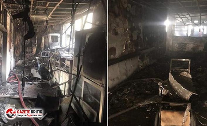 Kıbrıs'ta bir hastanede yangın çıktı: İki kişi yaşamını yitirdi