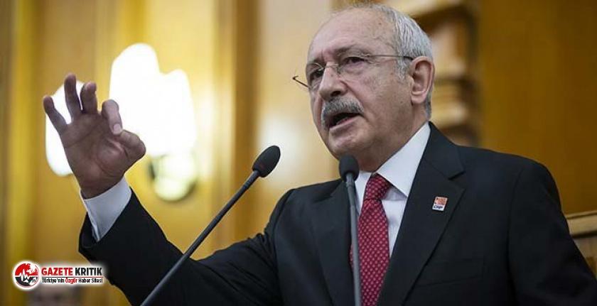 Kılıçdaroğlu hükümete sert sözlerle yüklendi: Ortadoğu için teşkilat kuracağız!