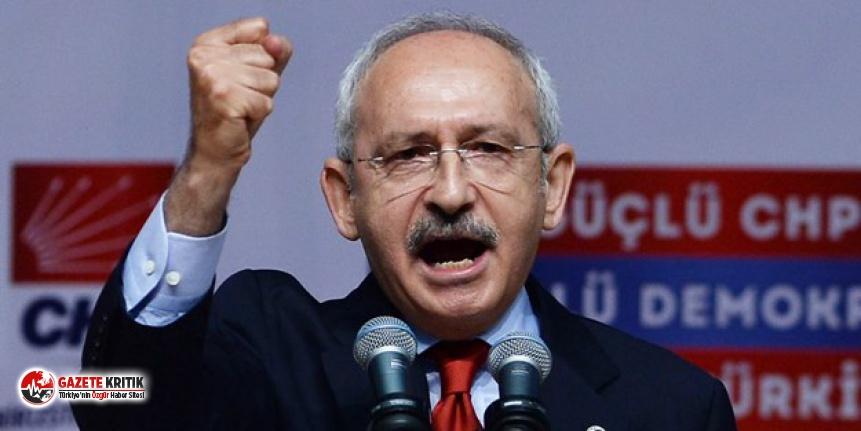 Kılıçdaroğlu: Nasıl oldu da kendini yakan bir...