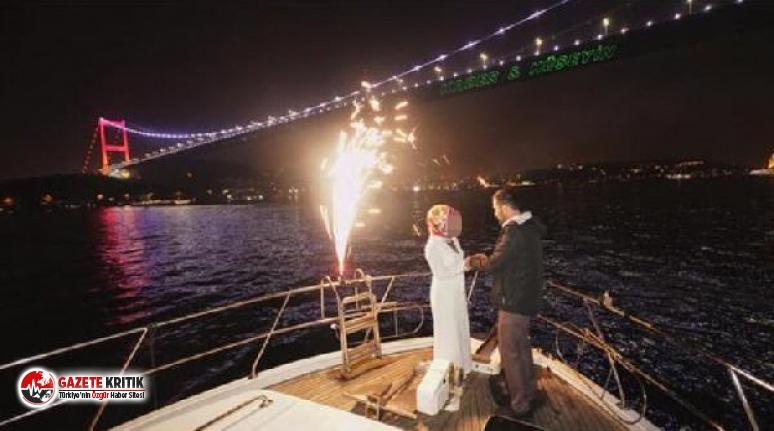 Kız tarafı düğünü iptal edince damat evlenmeden boşandı!