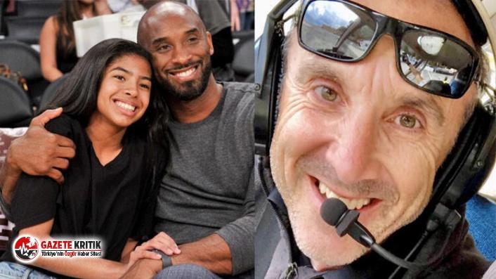 Kobe Bryant'ın helikopter pilotu hakkında şok gelişme!