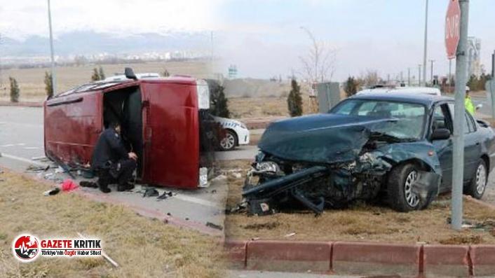 Korkunç kaza! 1 yaşındaki İkranur bebek öldü