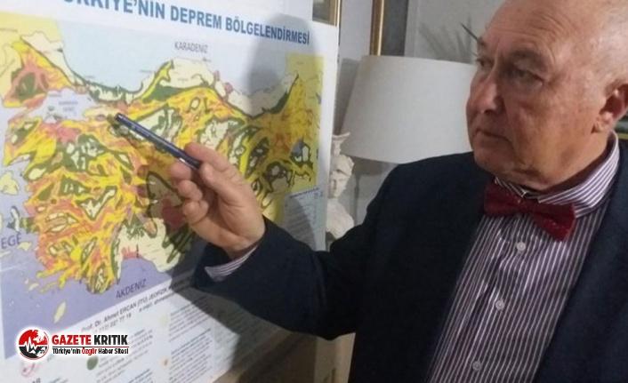 Korkutan açıklama: Türkiye ardı ardına deprem haberleriyle sarsılacak