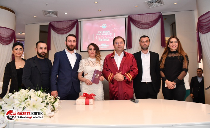 Maltepe'de 14 Şubat'ta nikah bereketi