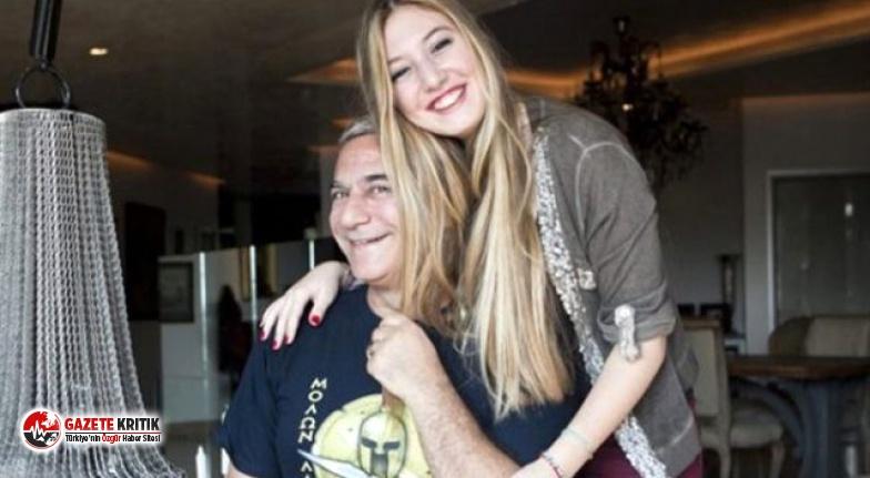 Mehmet Ali Erbil'in kızı iç çamaşırsız...