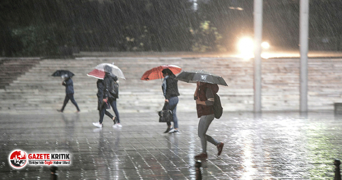Meteoroloji uyardı: Yeni yağış dalgası geliyor