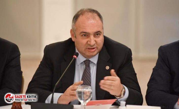 MHP'Lİ MİLLET VEKİLİ REST ÇEKTİ: ''BIRAKIR GİDERİM''