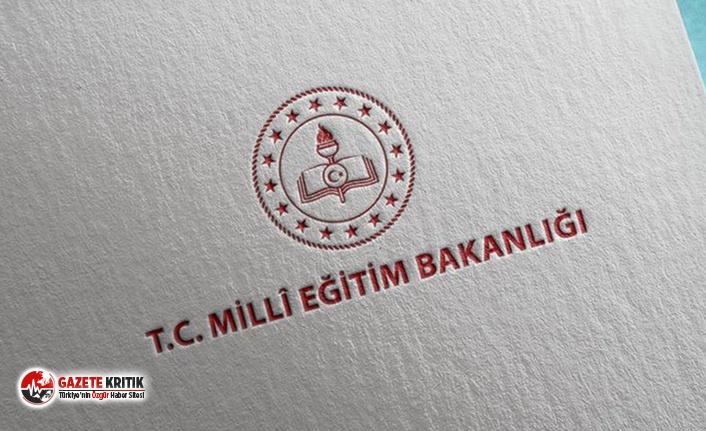 Milli Eğitim Bakanlığı'ndan burs ödemelerine ilişkin açıklama geldi