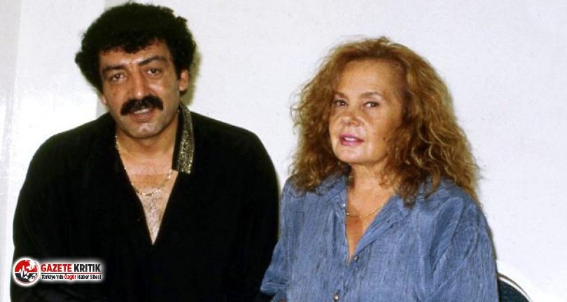 Müslüm Gürses'in eşi Muhterem Nur'dan...