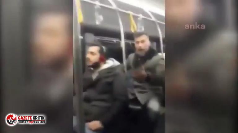 Otobüste genç çifte müdehale: ''Burada öpüşemezsiniz, burası Türkiye!''