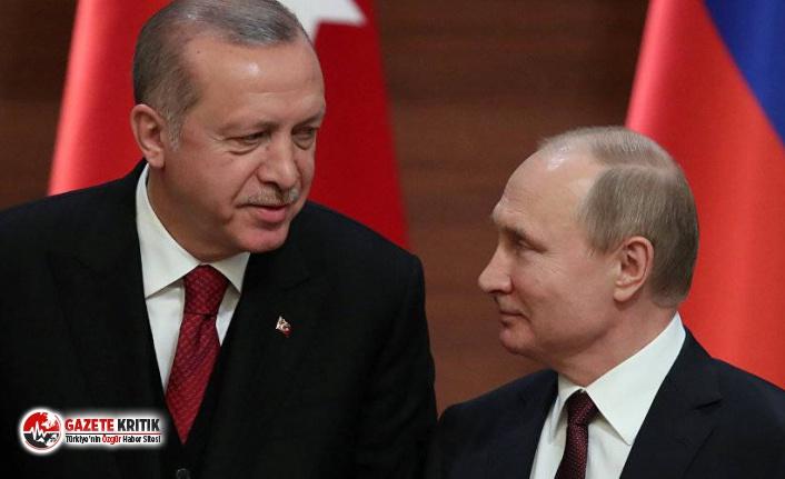 Putin, Erdoğan'ın doğum günü için tebrik telgrafı gönderdi