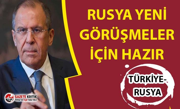 Rusya: Türkiye'yle İdlib'le ilgili yeni görüşmelere hazırız