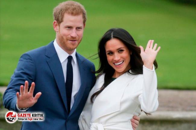 Saray'dan ayrılan Harry ve Meghan çifti, gözlerine yeni bir 'saray' kestirdi