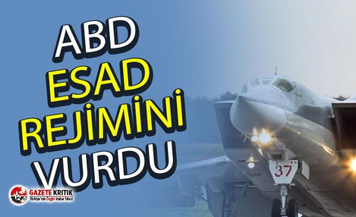 Son dakika... ABD askerleri ile rejim güçleri arasında çatışma!