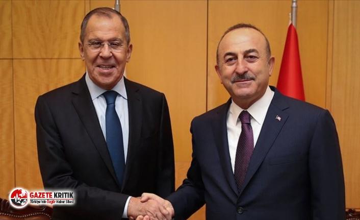 Münih'te kritik zirve! Çavuşoğlu Lavrov'la...