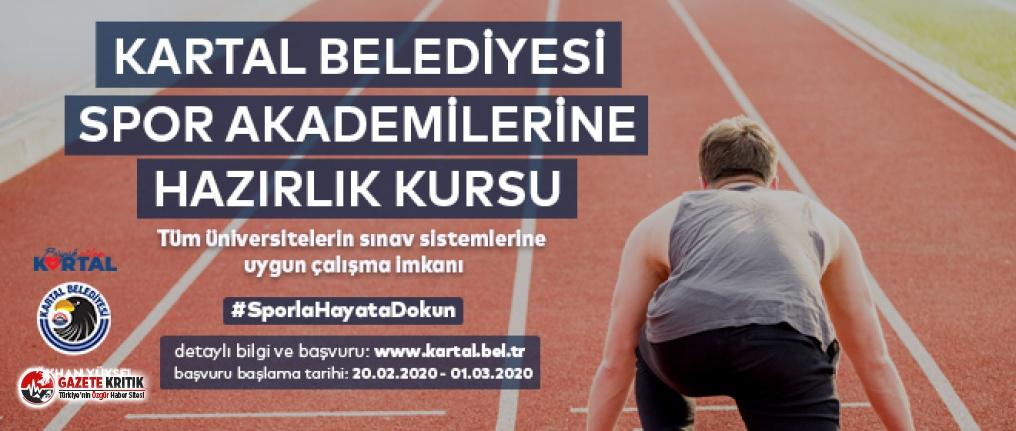 Spor Akademisi'ne Hazırlık Kursları Başlıyor