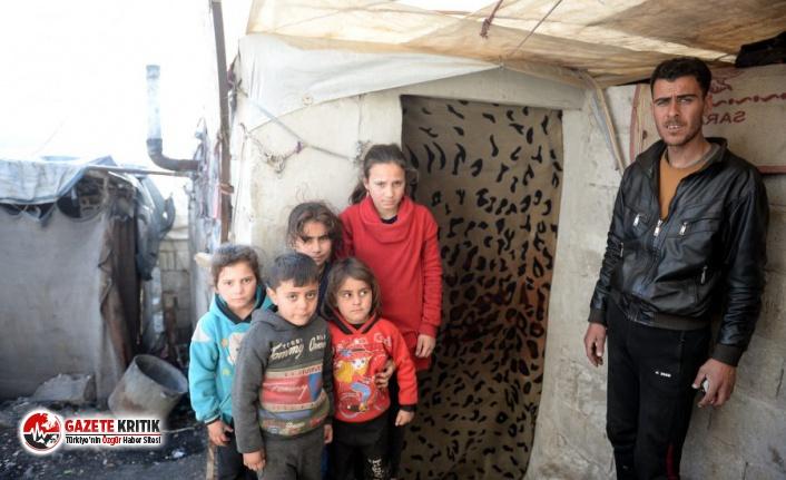 Suriye'den kaçan ailenin bebeği donarak öldü!