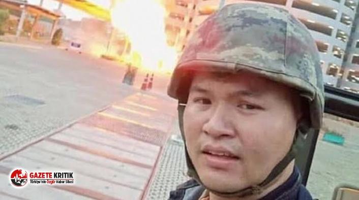Tayland'ı kana bulayan asker vurularak öldürüldü
