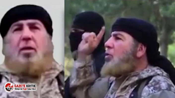 Terör örgütü DEAŞ'ın infazcısı Abu Taki...