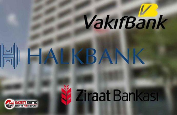 Türk kamu bankaları 800 milyon dolar sattı iddiası!