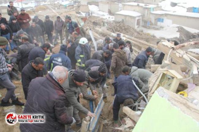 Türkiye-İran sınırında peş peşe depremler yaşanıyor !