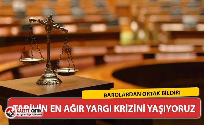 'Türkiye Tarihinin En Ağır Yargı Krizini Yaşamaktadır'