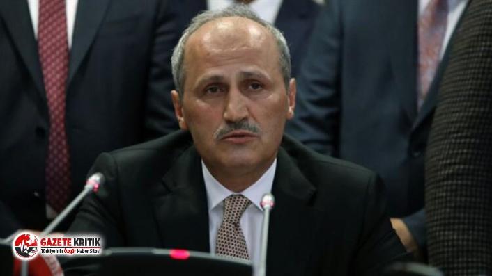 Ulaştırma ve Altyapı Bakanı Turhan'dan İtalya uçuşları ile ilgili açıklama