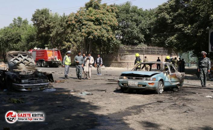 Üniversite önünde intihar saldırısı: 5 ölü